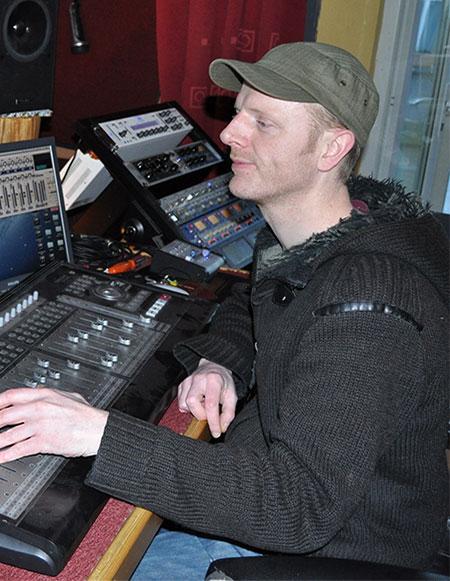 Chris Crehan Composer