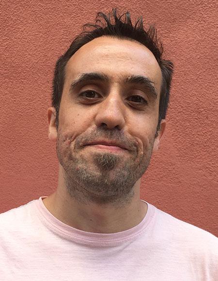 Mikel Martínez 3D video artist